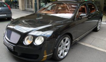 BENTLEY CONTINENTAL FLYING SPUR 4 PLAZAS