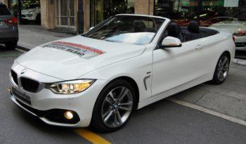 BMW 420 D/A CABRIOLET SPORT LINE NAVI AIRSCARFT