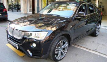 BMW X4 3.5D/A XDRIVE 313 CV H&K 20″ NAVI CAMARA
