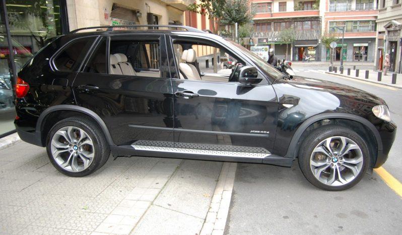 BMW X5 3.0D/A XDRIVE 258 CV PANORAMA 20″ CAMARA lleno