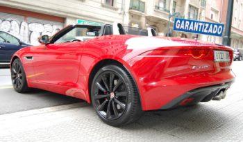 JAGUAR F-TYPE CABRIOLET 3.0L V6 AUTOMATICO lleno