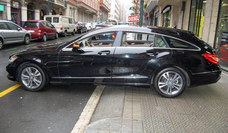 MERCEDES BENZ CLS 350 CDI SHOOTING BRAKE lleno