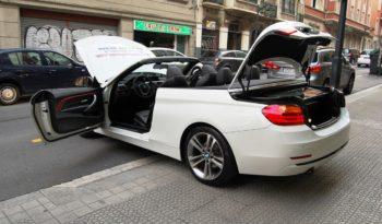 BMW 420 D/A CABRIOLET SPORT LINE NAVI AIRSCARFT lleno