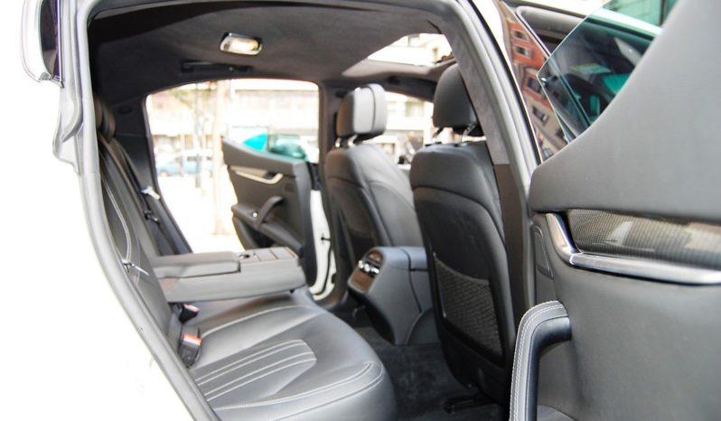 MASERATI GHIBLI 3.0 DIESEL V6 275 CV lleno