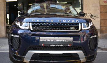 Land Rover Range Rover Evoque HSE Dynamic lleno
