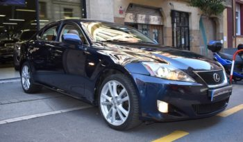 Lexus IS 220d Sport Multimedia 130 kW (177 CV) lleno