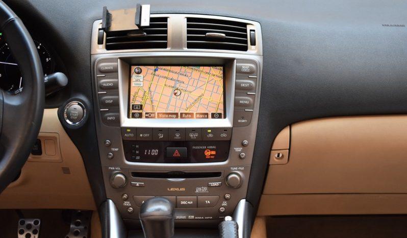 Lexus IS 220d Sport Multimedia 130 kW (177 CV) lleno