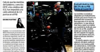 Noticias: El Correo, Autos Allende