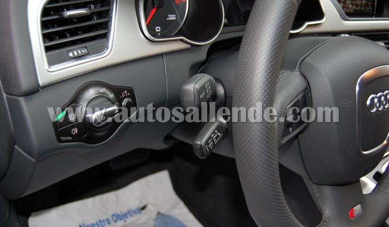 AUDI A5 SB 3.0 TDI 240 CV QUATTRO S-TRONIC lleno