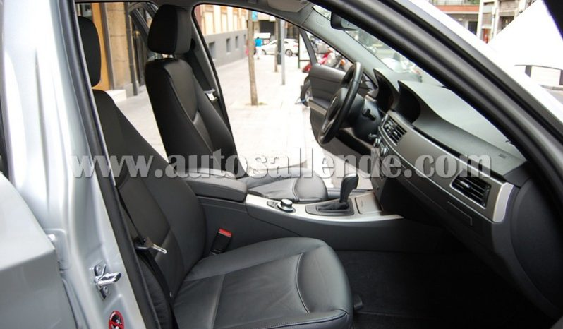 BMW 320D TOURING AUTOMATICO lleno