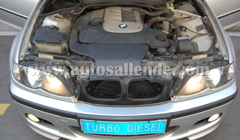 "BMW 330D AUTOMATICO PACK ""M"" lleno"