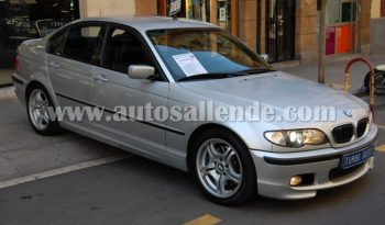 """BMW 330D AUTOMATICO PACK """"M"""" lleno"""