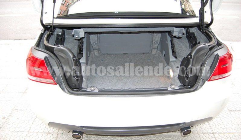 "BMW 335i CABRIO PACK ""M"" lleno"