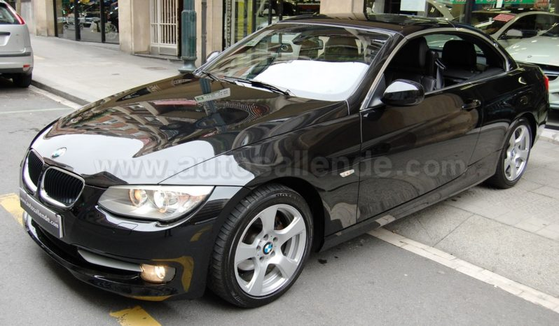 BMW 320D CABRIO184 CV lleno