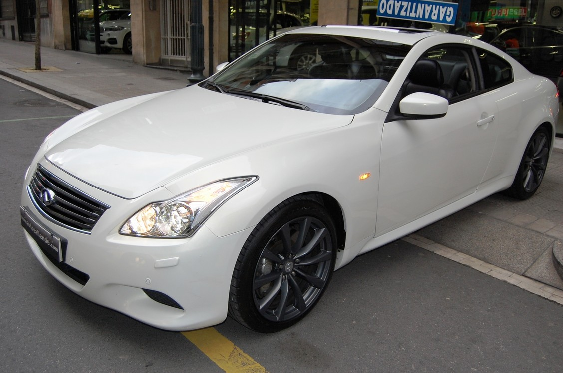 2020 Infiniti G37 Price and Release date