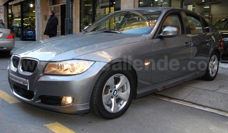BMW 320D EFFICIENT DYNAMICS lleno