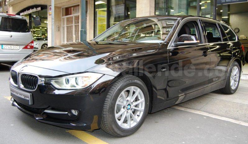 "BMW 320D TOURING KM ""0"" lleno"