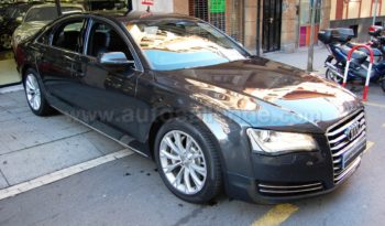 AUDI A8 3.0 TDI ABT 300 CV NEW MODEL lleno