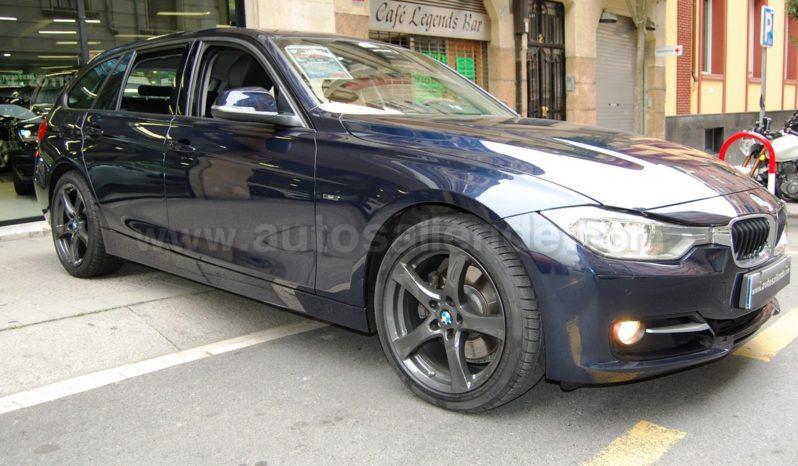 BMW 330dA xDRIVE TOURING 258 cv lleno