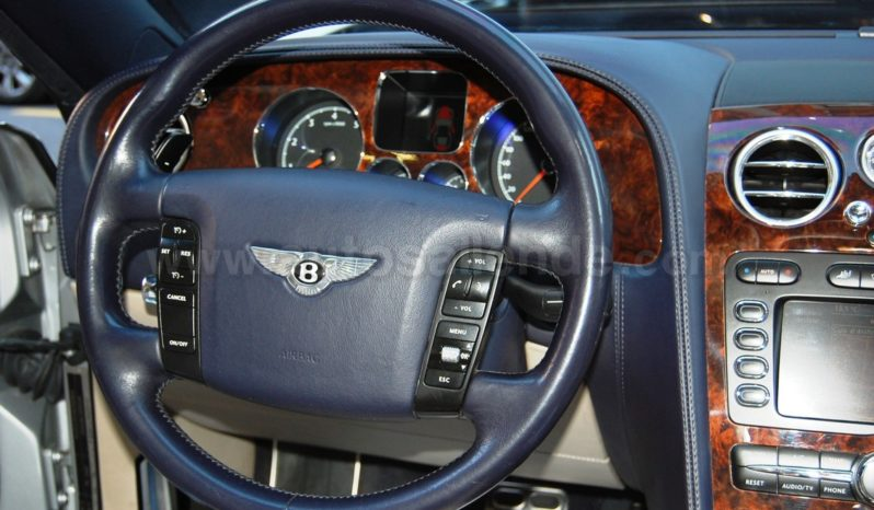 BENTLEY CONTINENTAL GT lleno