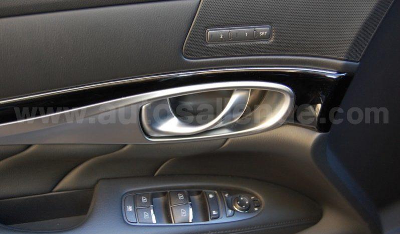 INFINITI M 3.0D V6 S-PREMIUM F/E lleno