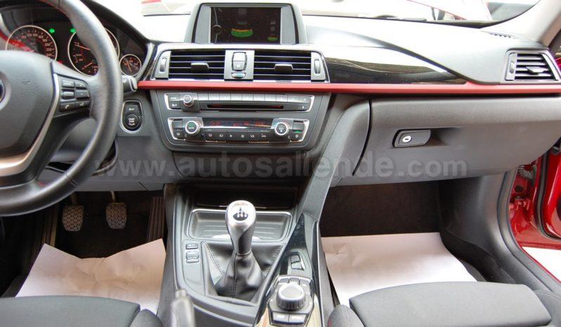BMW 318D PACK SPORT lleno