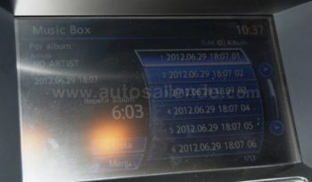 INFINITI FX 3.0D V6 S-PREMIUM AUTO AWD F/E lleno