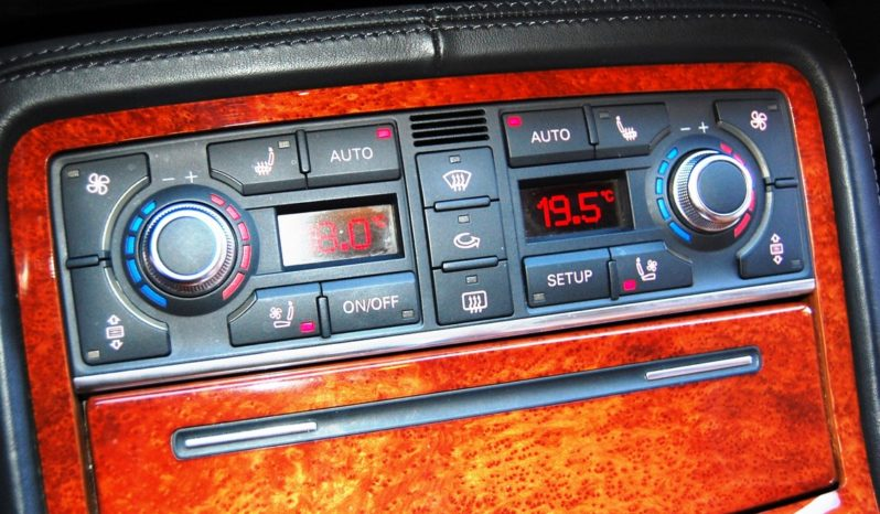 AUDI A8 L 6.0 V12 450 CV FULL EQUIPED CAMARA lleno