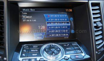 INFINITI FX 3.0D S-PREMUIM AUTO AWD F/E lleno