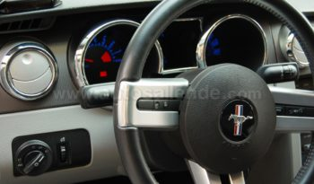 FORD MUSTANG V8 GT CALIFORNIA ESPECIAL 375 CV lleno