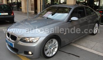 BMW 320D COUPE PACK M