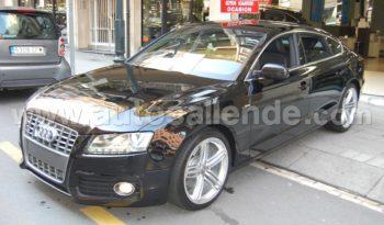AUDI A5 SB 3.0 V6 TDI QUATTRO S-TRONIC S-LINE