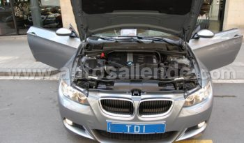 BMW 320D COUPE PACK M lleno