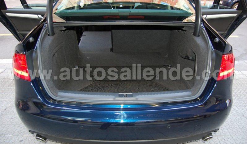 AUDI A4 3.0 TDI 245 CV QUATTRO TIPTRONIC lleno