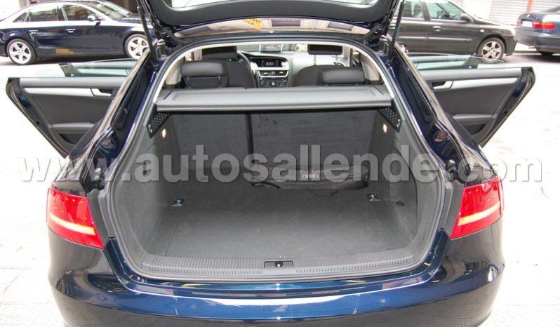 AUDI A5 SB TDI QUATTRO 170 CV lleno