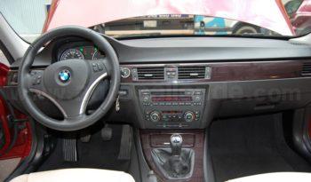 BMW 320D 184 CV ROJO lleno