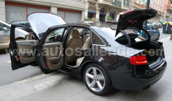 AUDI A4 TFSI 160 CV NACIONAL F/E lleno