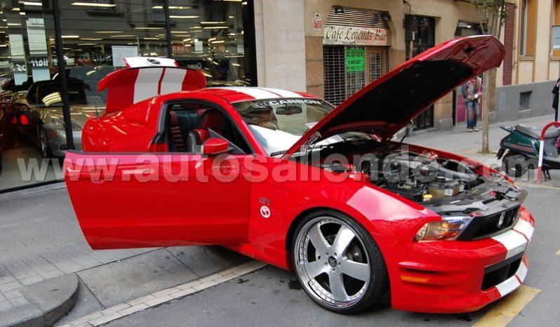 FORD MUSTANG V8 EDICION ESPECIAL 500 CV lleno