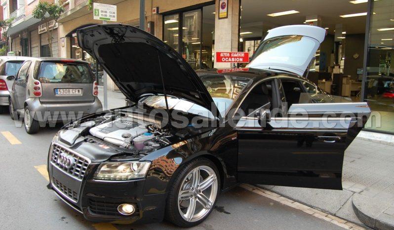 AUDI A5 SB 3.0 V6 TDI QUATTRO S-TRONIC S-LINE lleno