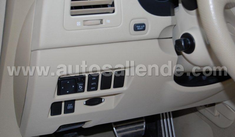 INFINITI FX 5.0i V8 500 CV S-PREMIUM F/E lleno