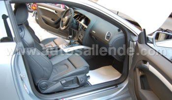 AUDI A5 COUPE TDI S-LINE 170 CV lleno