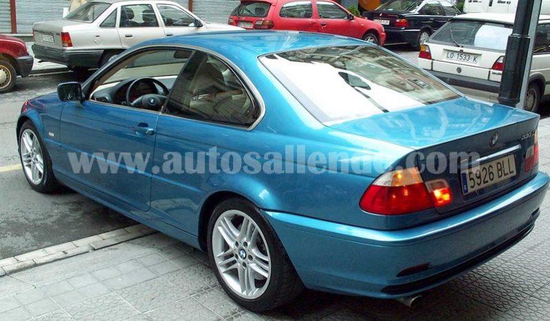 BMW 330 CI lleno