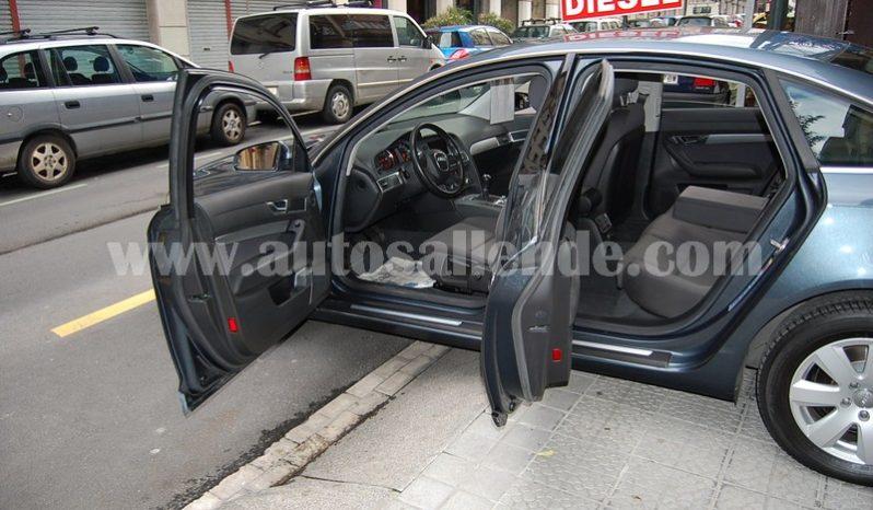 AUDI A6 V6 TDI lleno