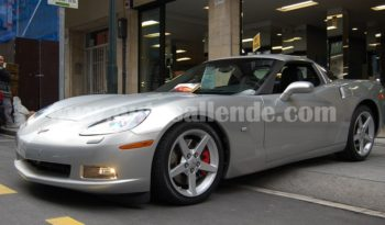 CORVETTE C6 V8 PACK LUXURY