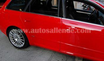 AUDI A4 TDI S-LINE AVANT lleno