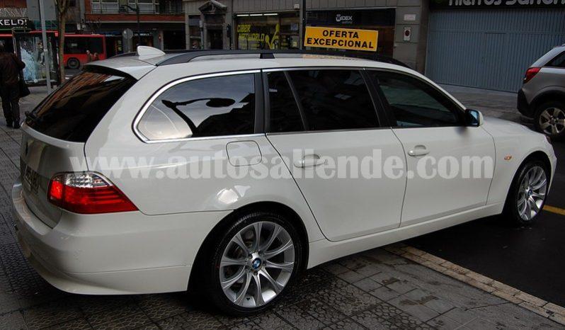 BMW 525D XDRIVE TOURING lleno