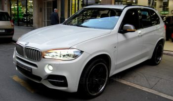 "BMW X5 M50D AERODYNAMIC ""M"" PACK 381 CV"