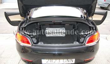 BMW Z4 2.3i S-DRIVE lleno