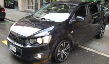 Chevrolet Aveo 1.2 LT 16v 17″ Navegador Camara