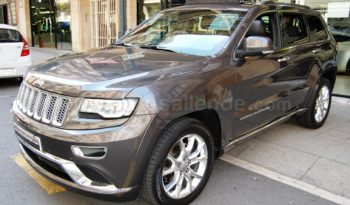 JEEP GRAND CHEROKEE 3.0 CRD 250 CV SUMMIT
